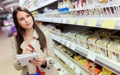 O crescimento de produtos de marca própria no mercado de alimentos