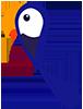Ararinha Azul - Blue Macaw